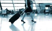 medical traveler, airport