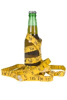 Calories in Alcohol, Beer Belly