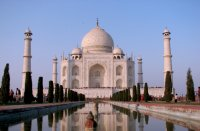 medical tourism in india, taj mahal
