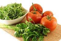 Cholesterol in vegetables
